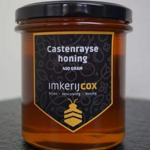 Castenrayse Honing - Imkerij Cox