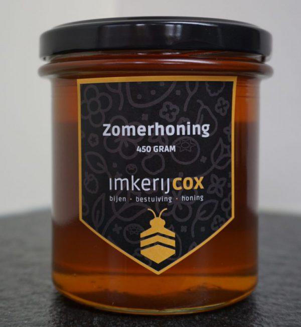 Zomer honing - Imkerij Cox